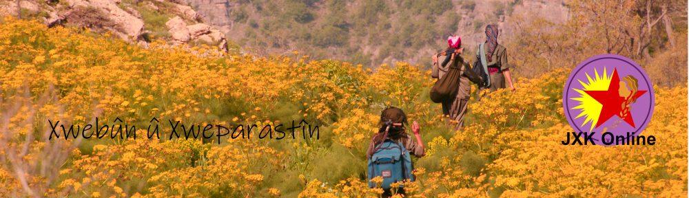 Jinên Xwendekar ên Kurdistan